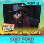 Colt Ford at BCMF 2020!