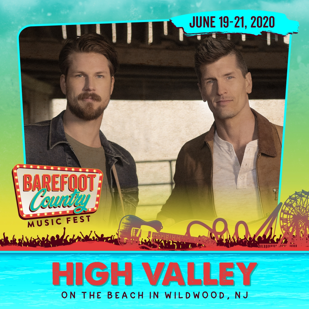 High Valley at BCMF 2020!