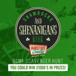 BCMF Shamrocks and Shenanigans 2020!