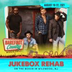Jukebox Rehab Joins Barefoot Country Music Fest 2021!