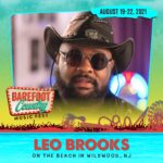 Leo Brooks Joins Barefoot Country Music Fest 2021!