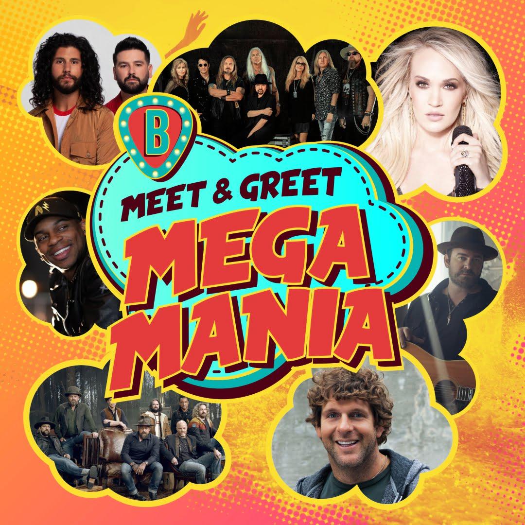 BCMF 2021 Meet & Greet MEGA Mania!
