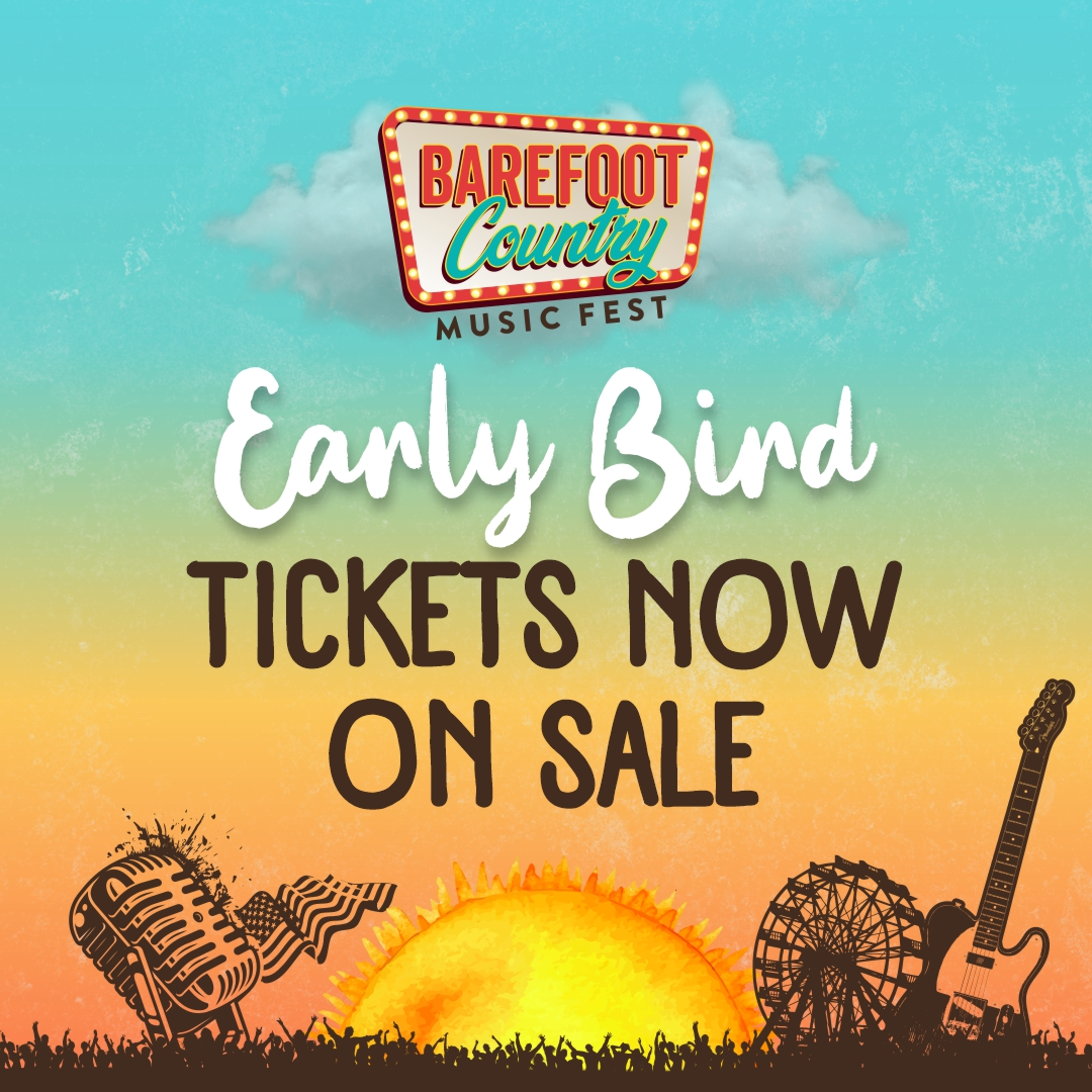 BCMF 2022 EARLY BIRD TICKETS ON SALE NOW!