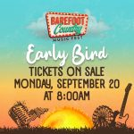 BCMF 2022 Early Bird Tickets ON SALE Monday, September 20 at 8 AM!