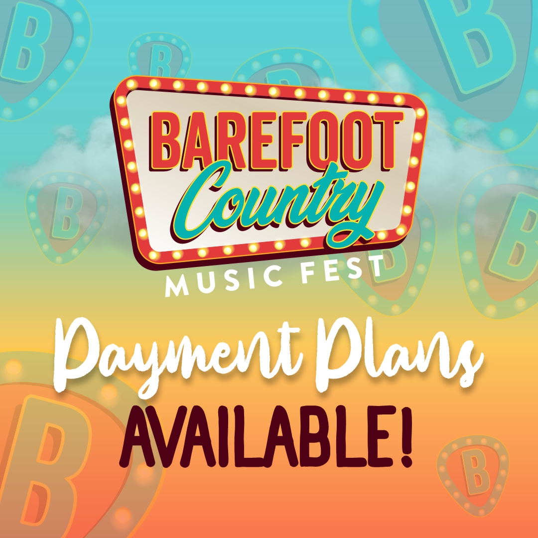 Payment Plans at BCMF 2022!